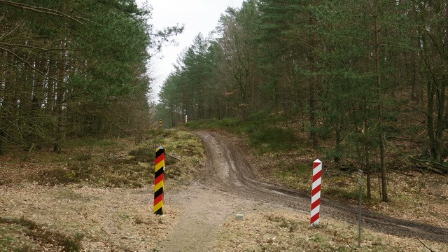Zdjęcia: Korswandt, na  zachodzie, Pozostałość, POLSKA