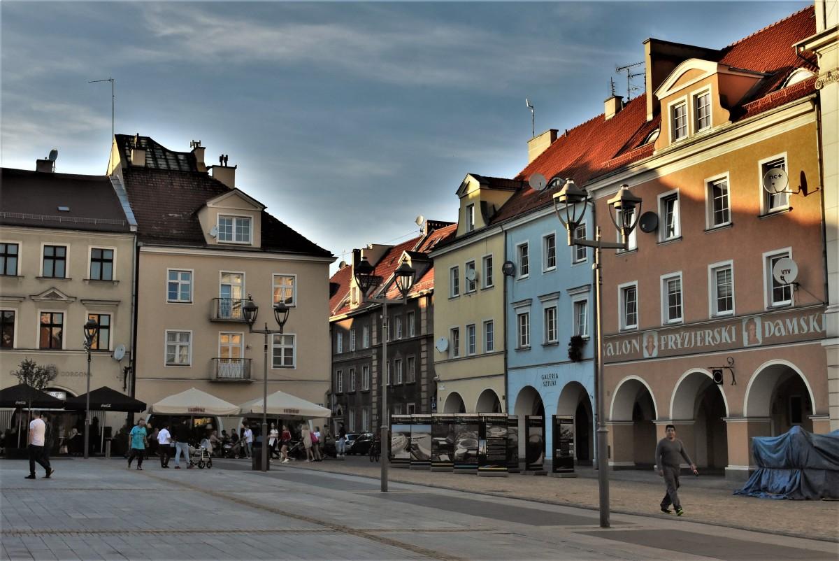 Zdjęcia Gliwice Górny śląsk Gliwice Rynek Polska