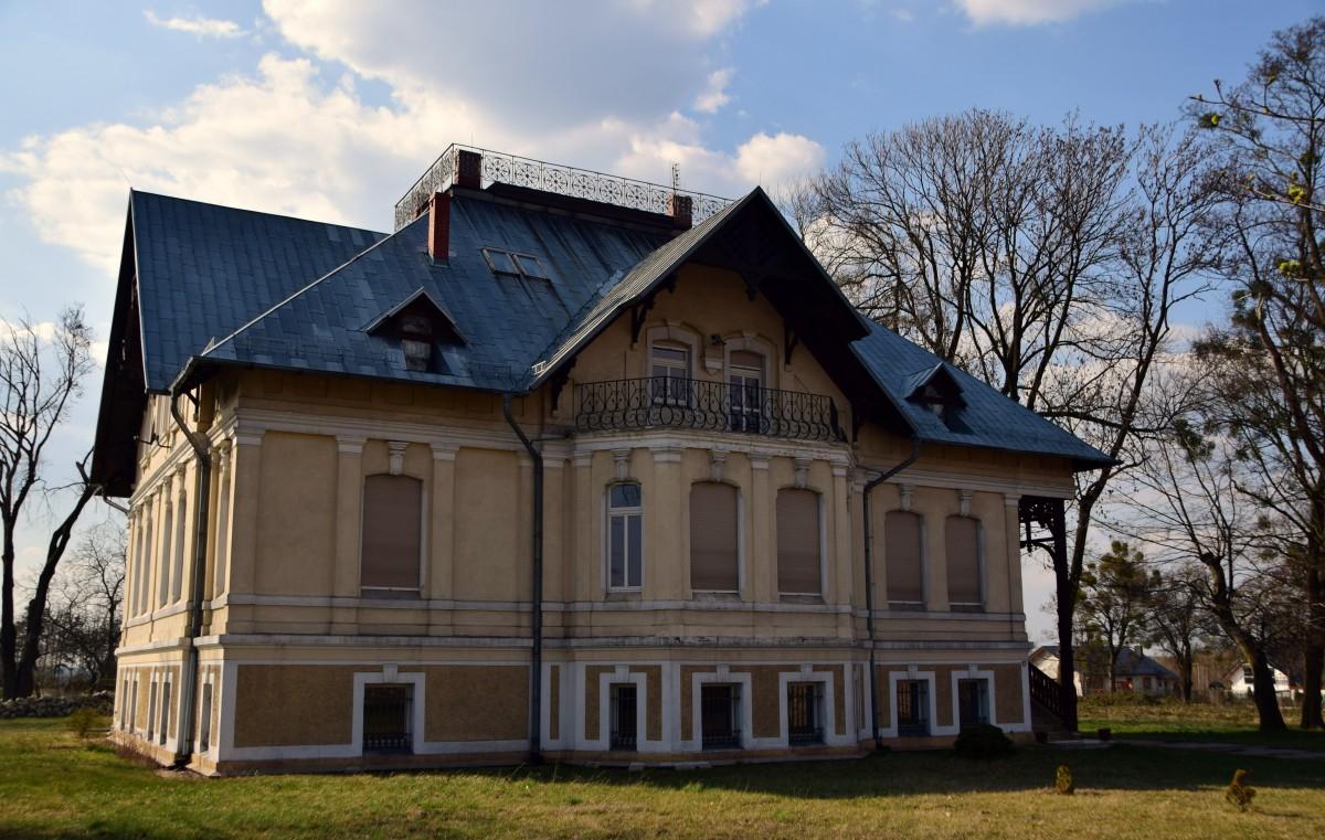 Zdjęcia: TOSZEK, Śląsk, Pałacyk, POLSKA