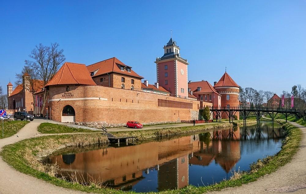 Zdjęcia: Lidzbark Warmiński, Warmia, Zamek, POLSKA