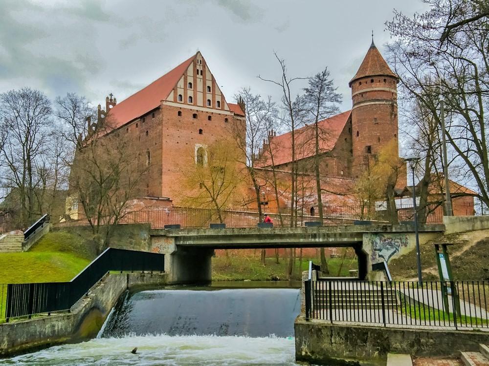 Zdjęcia: Olsztyn, Warmia, Zamek, POLSKA