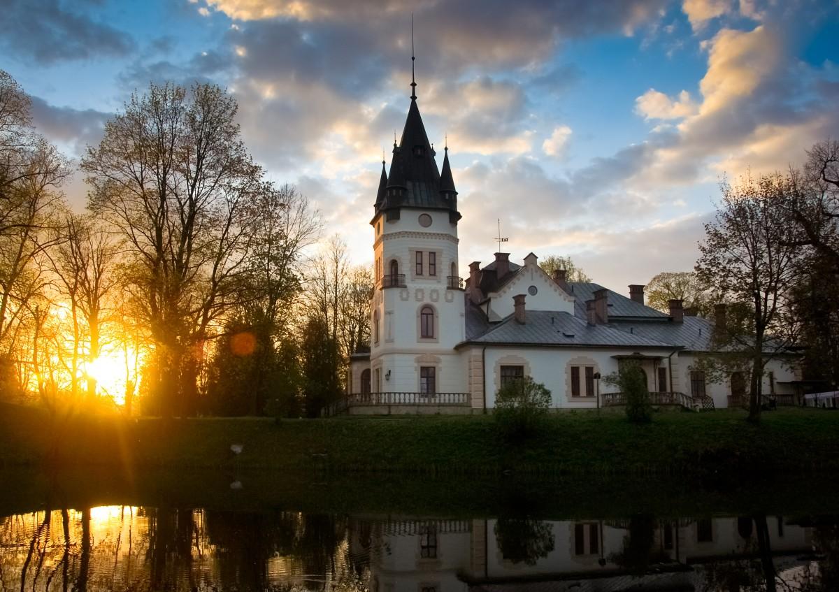 Zdjęcia: Olszanica, Podkarpacie, Błysk, POLSKA