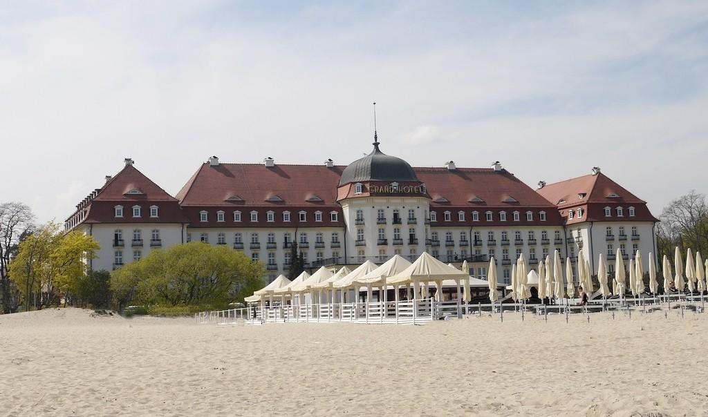 Zdjęcia: Sopot, pomorskie, Grand Hotel, POLSKA