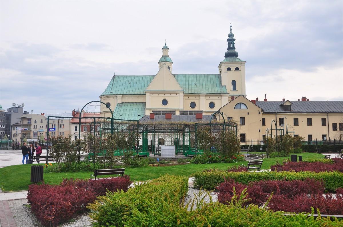 Zdjęcia: Rzeszów, podkarpackie, Ogrody Bernardyńskie, POLSKA
