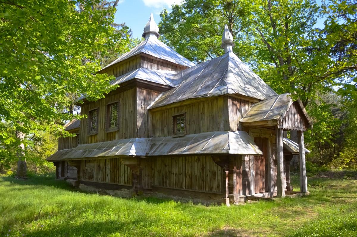 Zdjęcia: Wólka Żmijowska, Podkarpacie, Zapomniana W Lesie, POLSKA