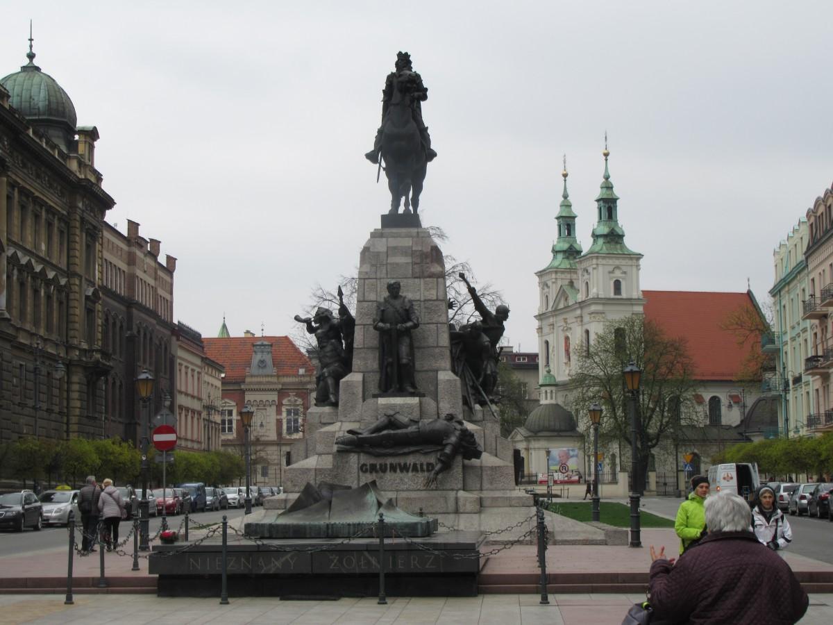 Zdjęcia: Kraków, Kraków, Grunwald - Kraków, POLSKA