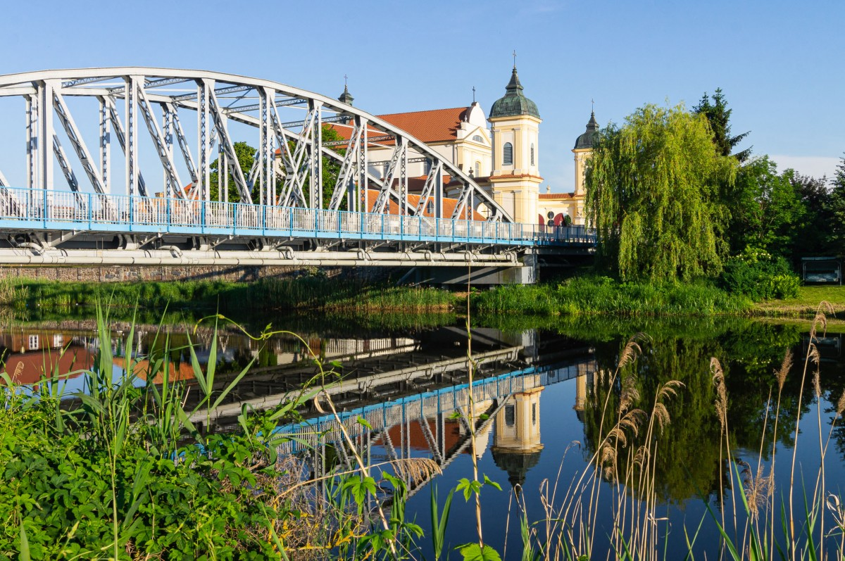 Zdjęcia: Tykocin, Podlasie, Nad Narwią, POLSKA