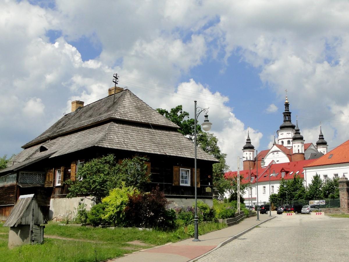 Zdjęcia: Supraśl, Podlasie, Podlaskie klimaty., POLSKA