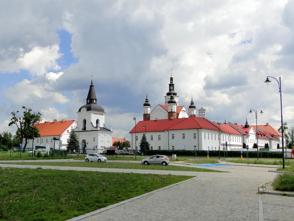 Zdjęcia: Supraśl, Podlasie, Monaster Zwiastowania Przenajświętszej Bogurodzicy, POLSKA
