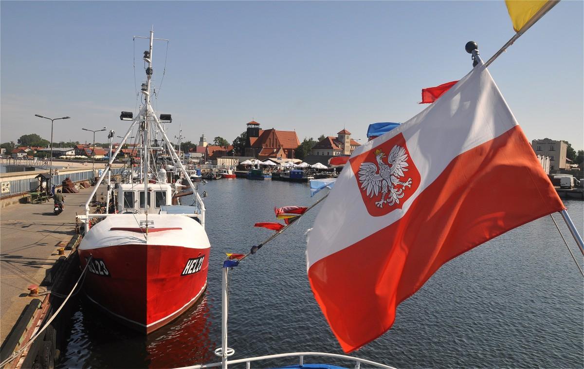 "Zdjęcia: Hel, pomorskie, Na ""początku Polski"", POLSKA"