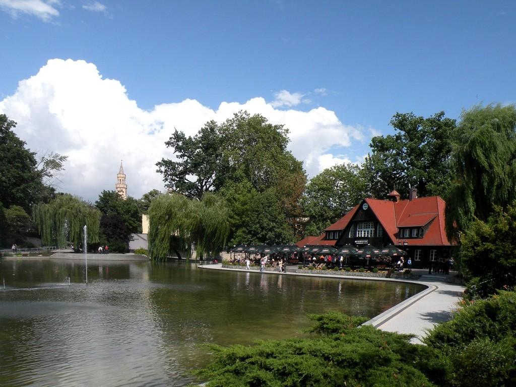 Zdjęcia: Opole, opolskie, Przy stawie Barlickiego, POLSKA