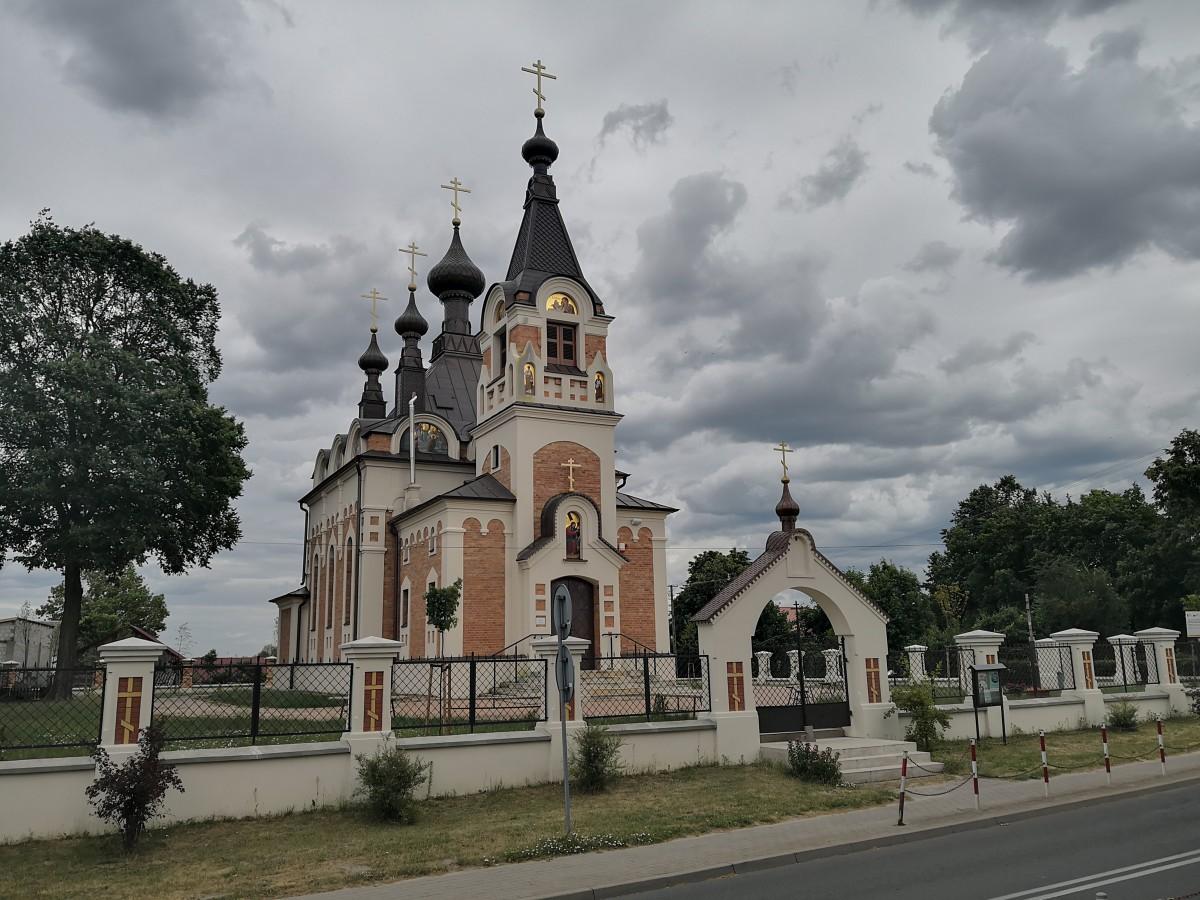 Zdjęcia: Sławatycze, Lubelszczyzna, Na wschodzie - inna odnowiona perełka, POLSKA