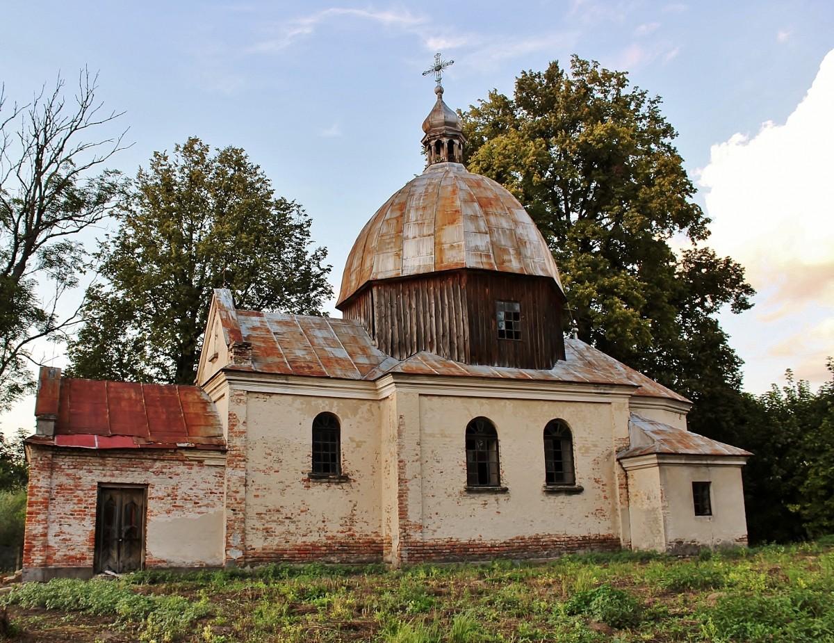 Zdjęcia: Wyżłów, województwo lubelskie, Cerkiew św.Mikołaja z 1910, POLSKA