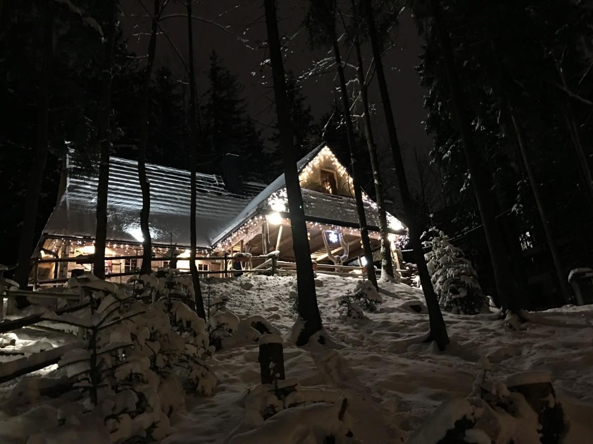 Zdjęcia: Zakopane , Małopolska , Magiczna zima Zakopane , POLSKA