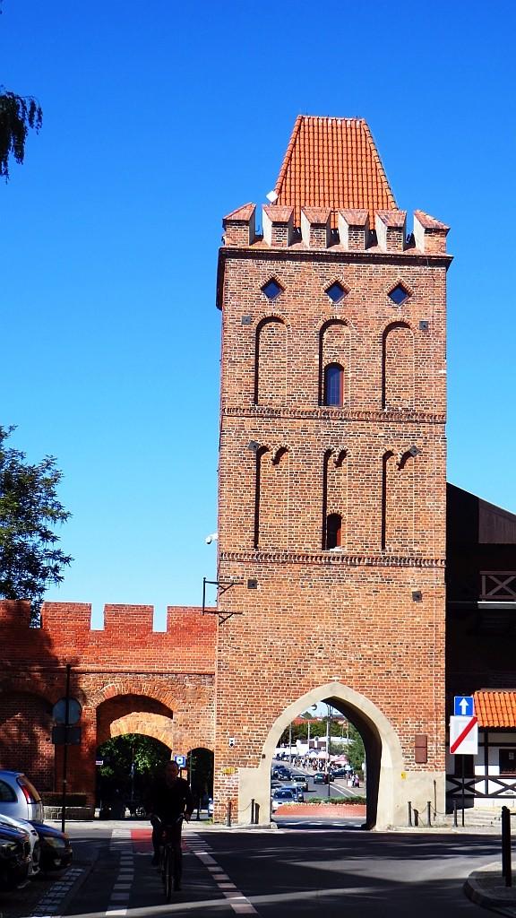 Zdjęcia: Oleśnica, Dolny Śląsk, brama Wrocławska, POLSKA