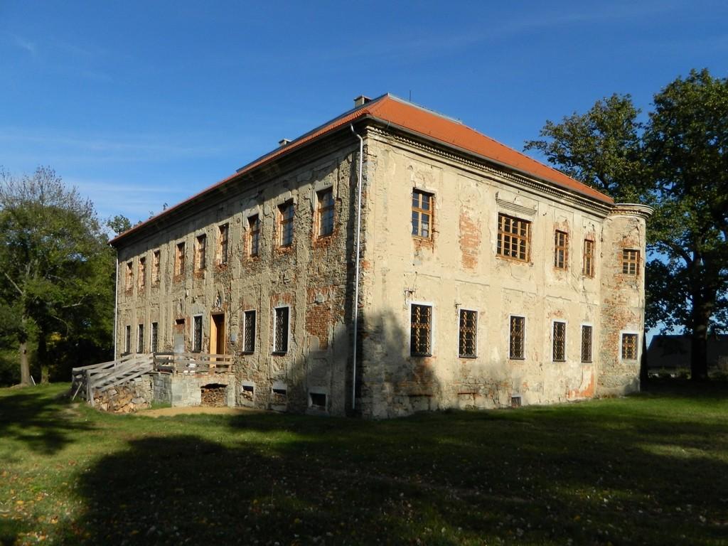 Zdjęcia: Wyszonowice, dolnośląskie, Pałac, POLSKA