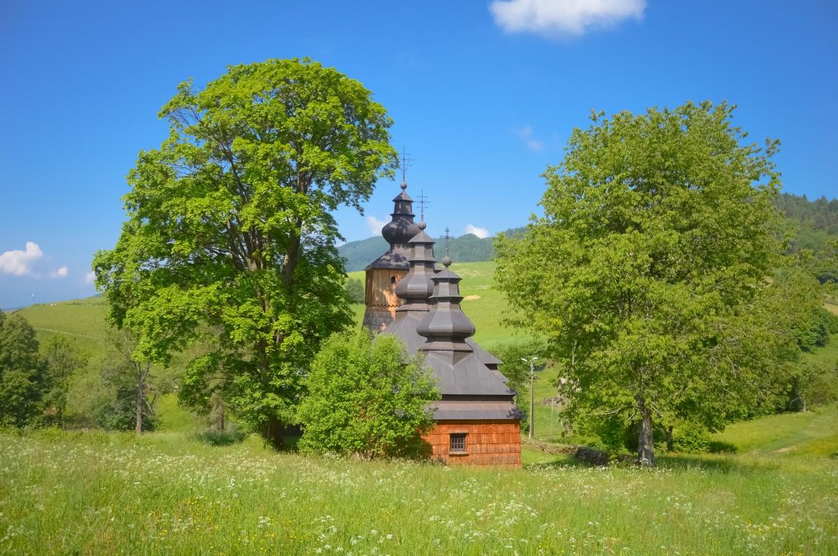Zdjęcia: Dubne, Małopolskie , Dubne, POLSKA