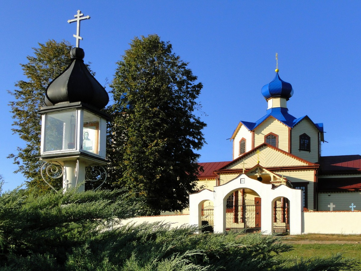 Zdjęcia: Łosinka, Podlasie, Podlaskie klimaty, POLSKA