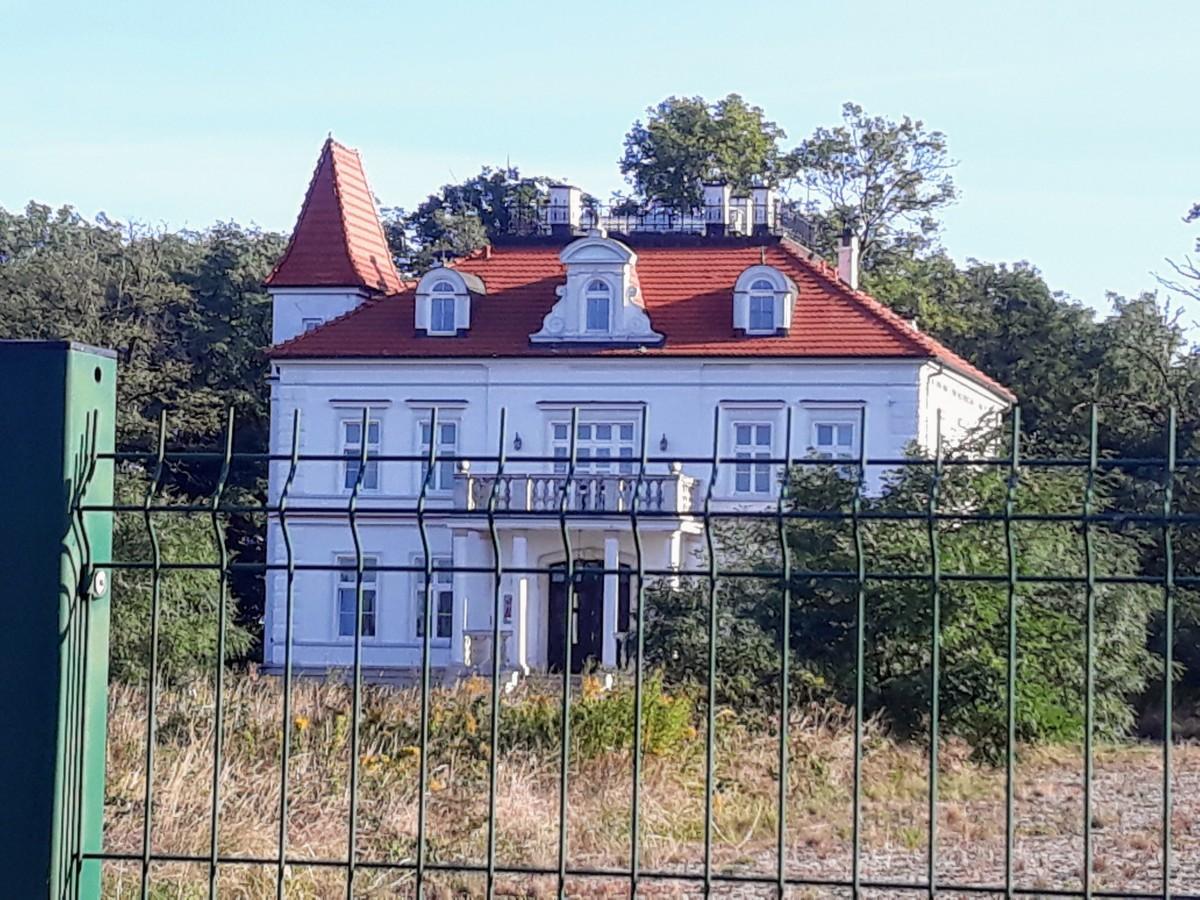 Zdjęcia: Rachów, Gmina Malczyce, Dolny Śląsk, Pałac w Rachowie, POLSKA