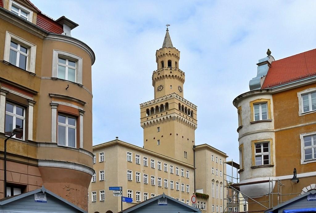 Zdjęcia: Opole, opolskie, Ratusz opolski, POLSKA