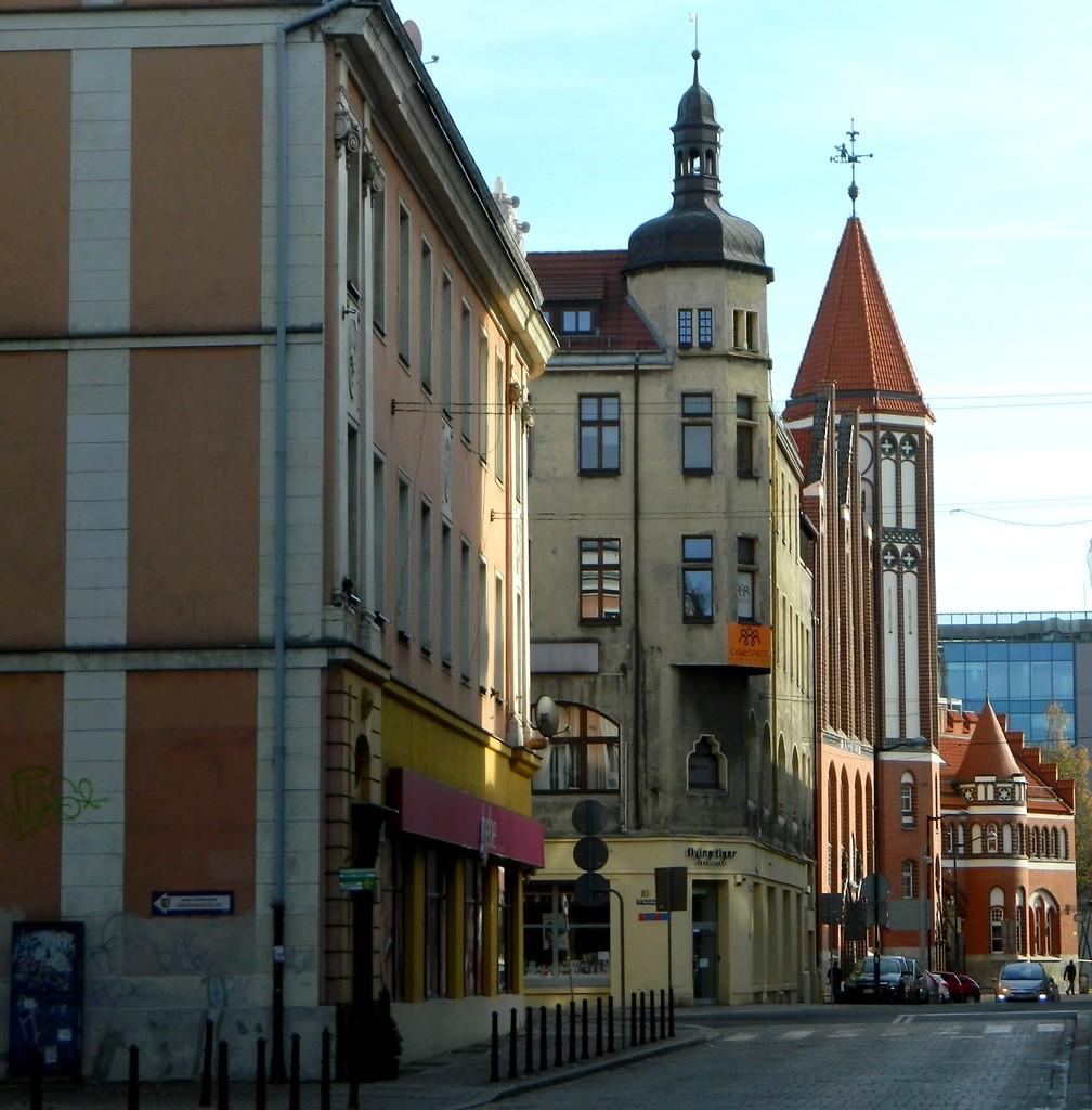 Zdjęcia: Gliwice, śląskie, Ulica, POLSKA