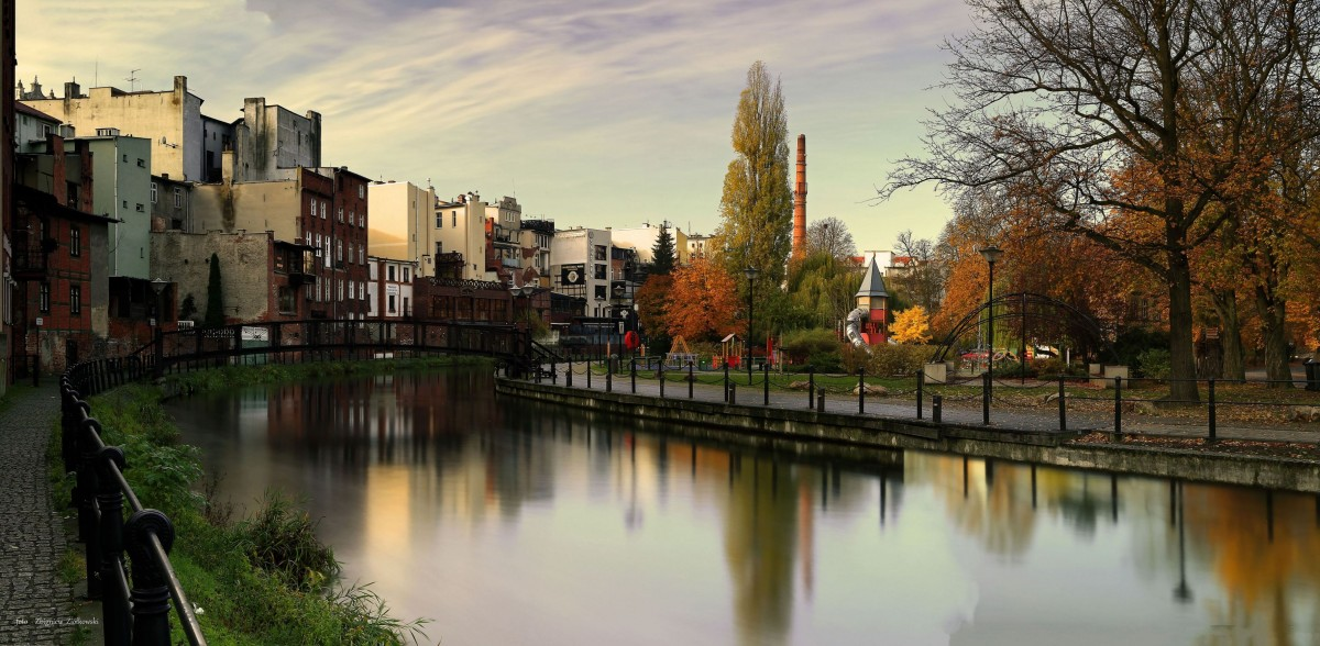 Zdjęcia: Bydgoszcz, kujawsko-pomorskiego, Wenecja Bydgoska, POLSKA