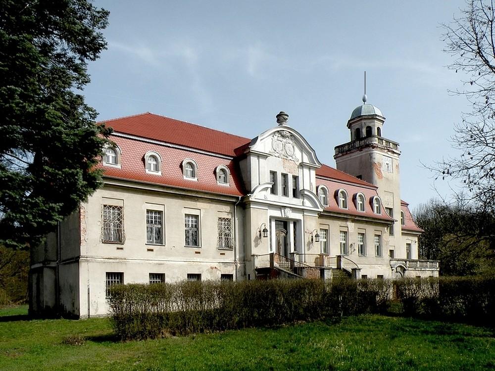 Zdjęcia: Wronów, opolskie, Pałac we Wronowie, POLSKA