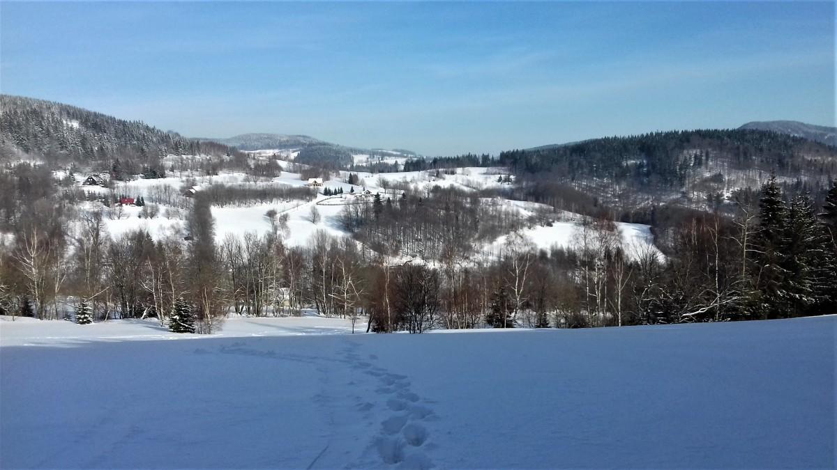 Zdjęcia: Rudawski Park Krajobrazowy, Dolny Śląsk, śnieg - marzeniem..., POLSKA