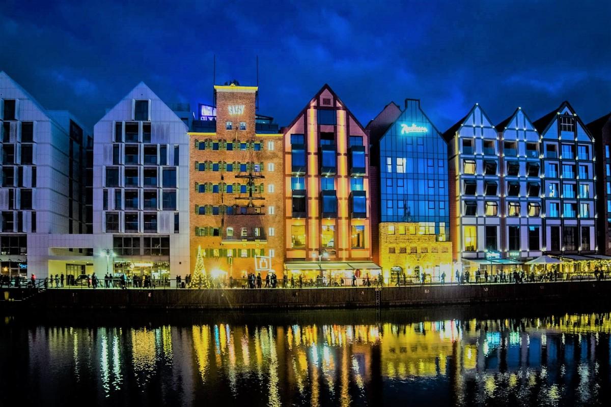 Zdjęcia: Gdańsk, Pomorze, Wyspa Spichrzów, POLSKA