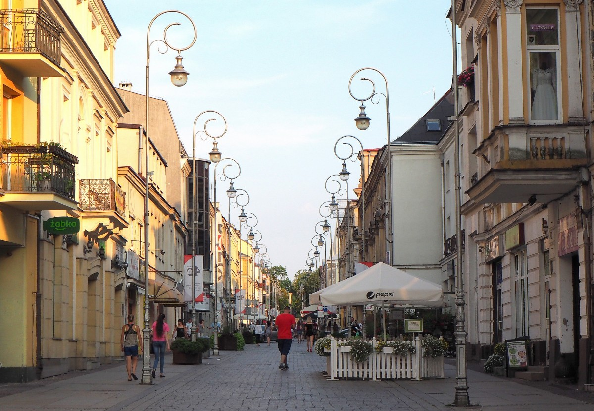 Zdjęcia: Kielce, Świętokrzyskie, kieleckie uliczki..., POLSKA