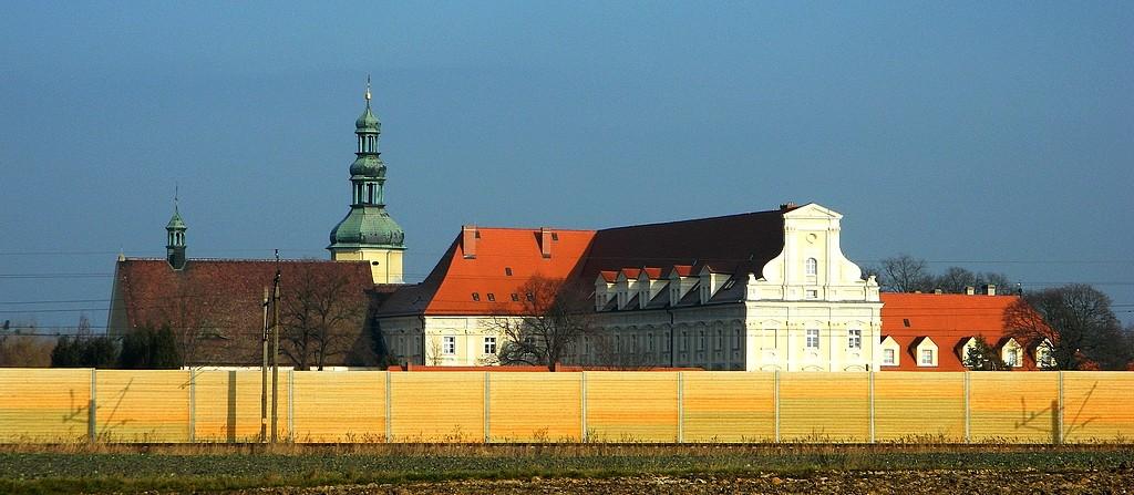 Zdjęcia: Czarnowąsy, opolskie, Zespół klasztorny norbertanek., POLSKA