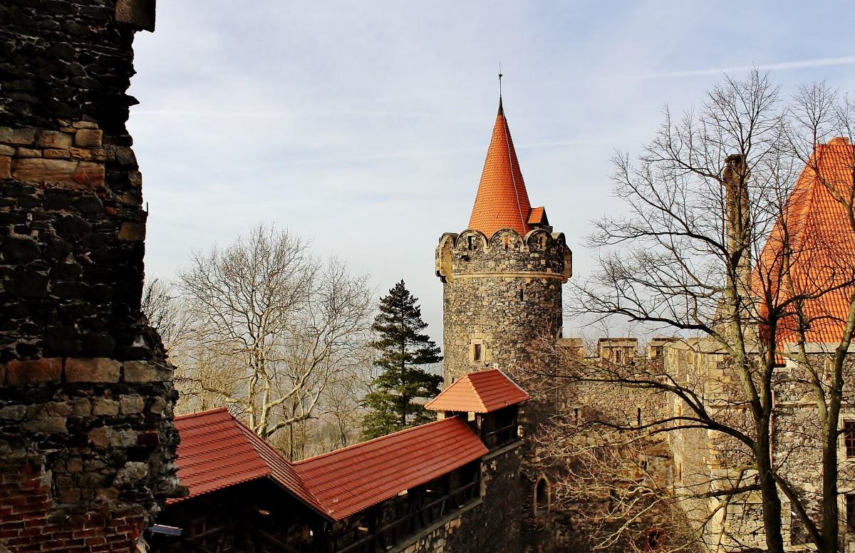 Zdjęcia: Grodziec, województwo dolnośląskie, Zamek z XII wieku, POLSKA
