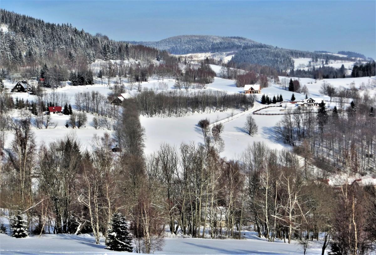 Zdjęcia: Rudawski Park Krajobrazowy, Dolny Śląsk, śnieg, śnieg, śnieg..., POLSKA