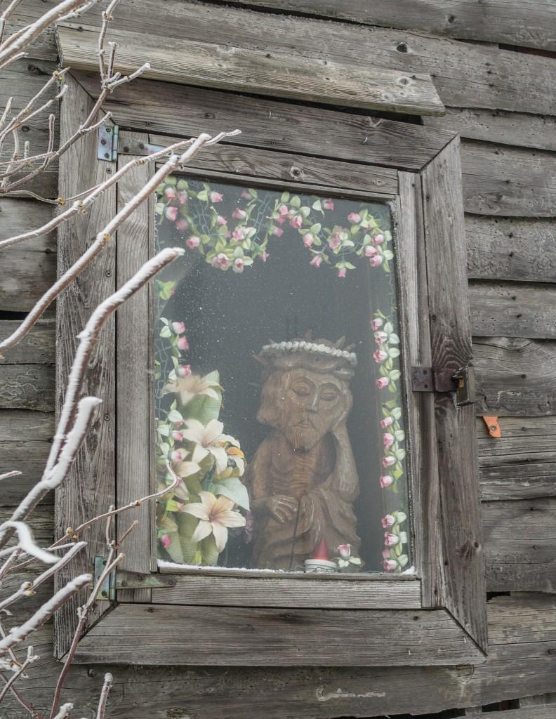 Zdjęcia: Beskid Śląski, województwo śląskie, Frasobliwą minę miał, POLSKA