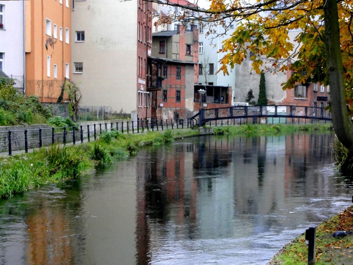 Zdjęcia: Bydgoszcz, Kujawy, Bydgoska Wenecja., POLSKA