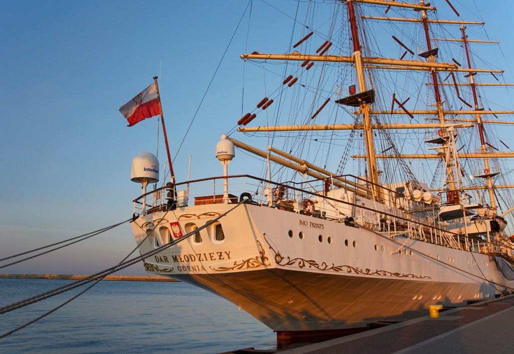 Zdjęcia: Gdynia, woj. pomorskie, Dar Młodzieży, POLSKA
