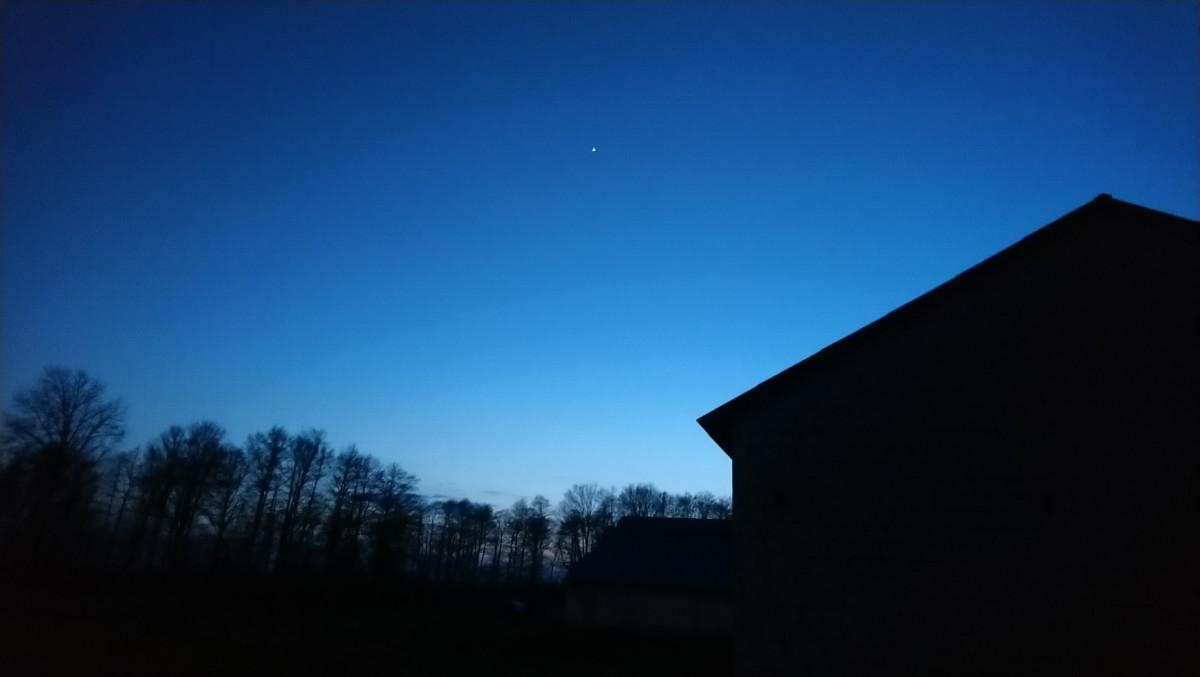 Zdjęcia: Wieś, Noc, POLSKA
