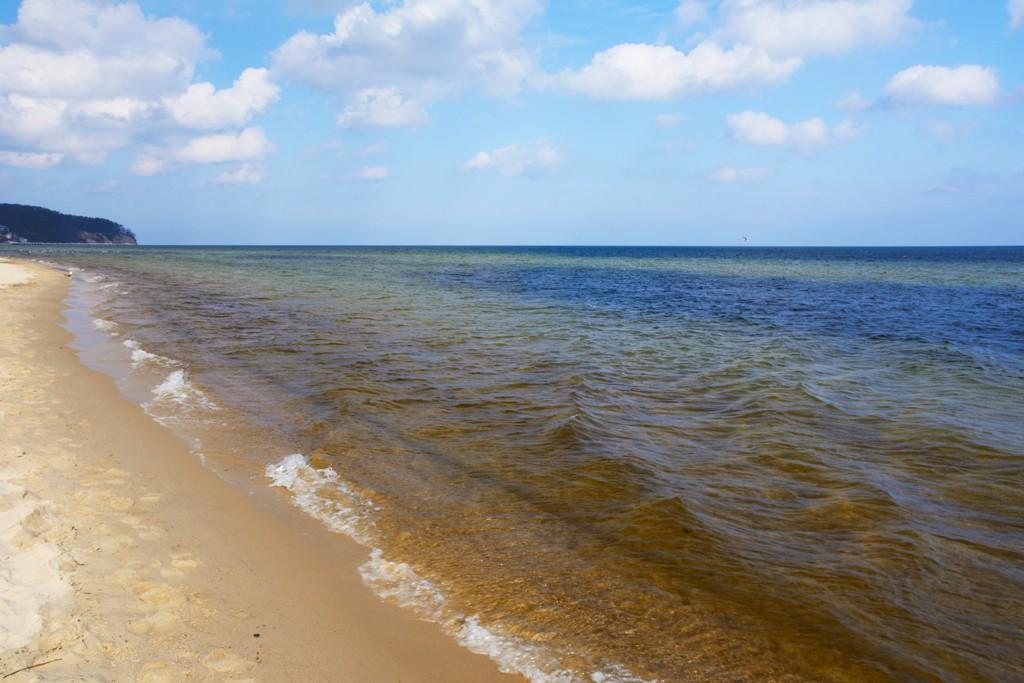 Zdjęcia: Sopot, woj. pomorskie, puste bałtyckie plaże, POLSKA