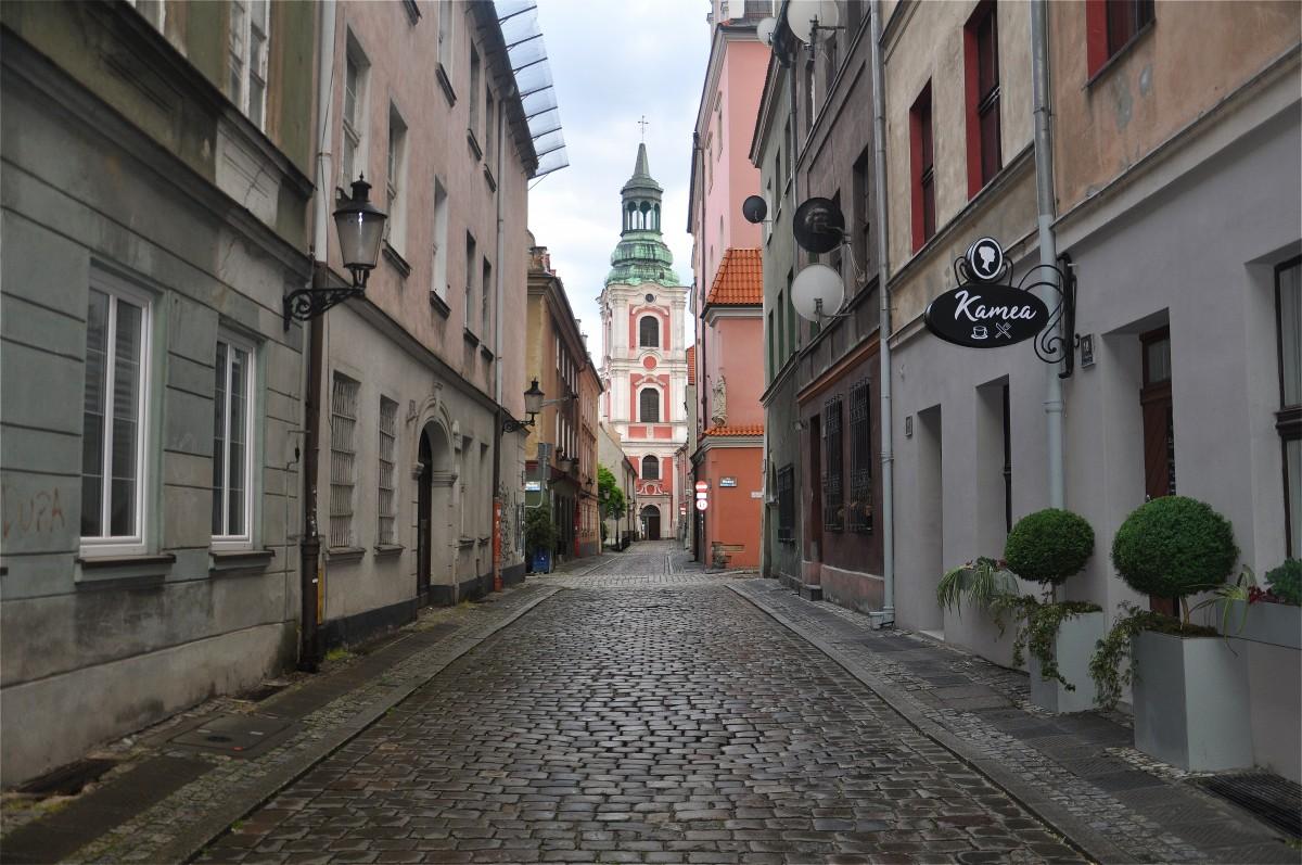 Zdjęcia: Poznań, wielkopolskie, Spacer po poznańskich ulicach, POLSKA