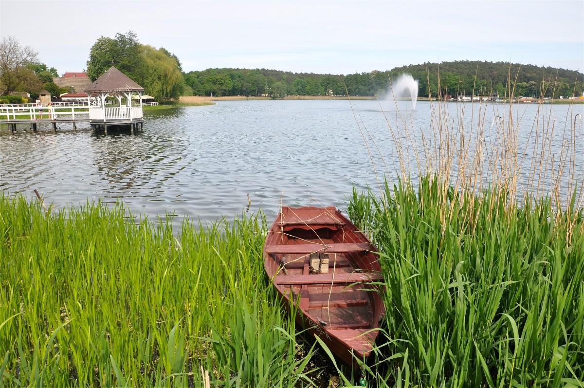 Zdjęcia: Barlinek, zachodniopomorskie, Jezioro Barlineckie, POLSKA