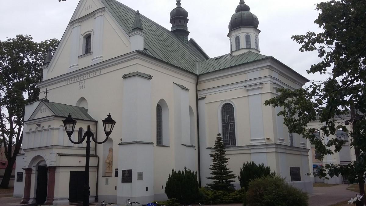 Zdjęcia: Biała Podlaska, Biała Podlaska, Kościół św. Anny, POLSKA