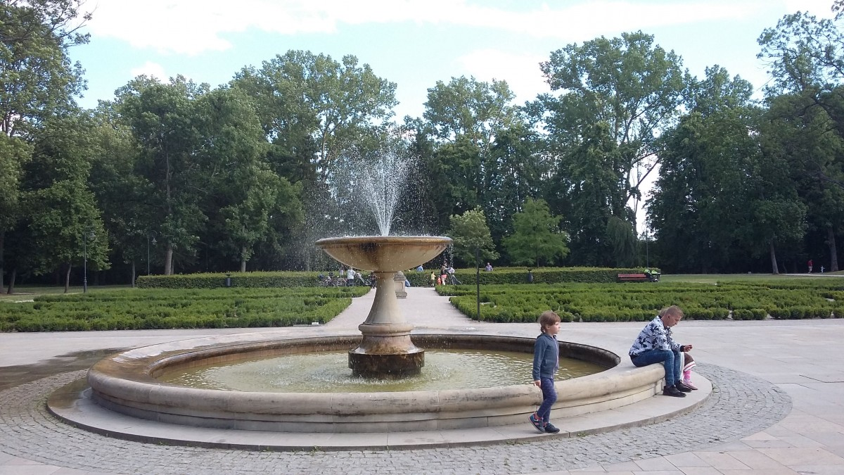 Zdjęcia: Biała Podlaska, Biała Podlaska, Park radziwiłłowski, POLSKA