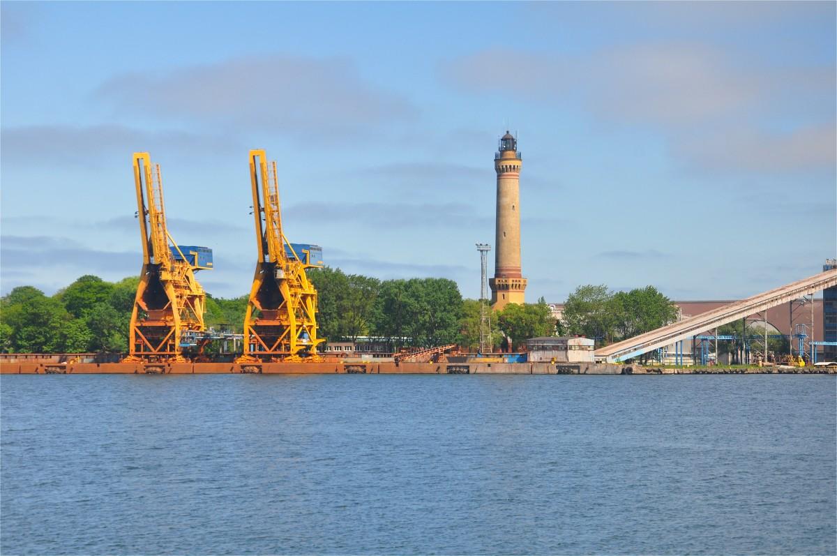 Zdjęcia: Świnoujście, zachodniopomorskie, Latarnia morska w Świnoujściu, POLSKA