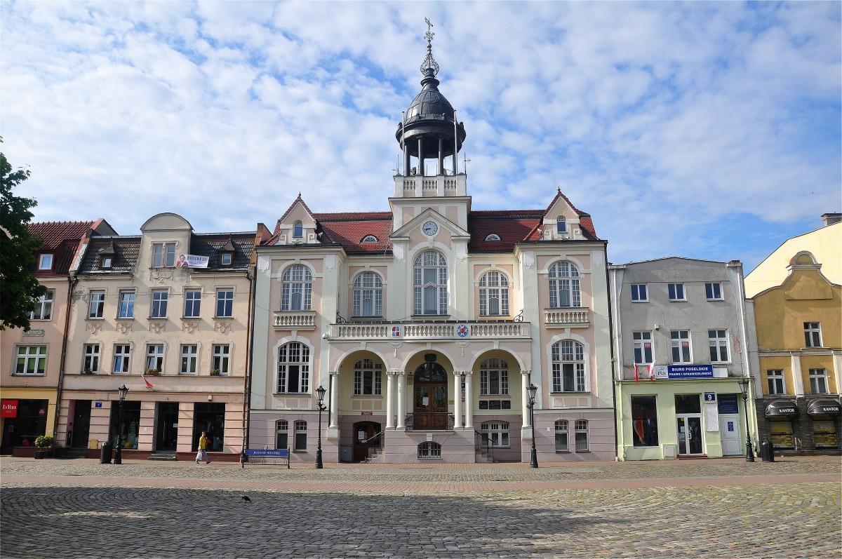 Zdjęcia: Wejherowo, pomorskie, Ratusz w Wejherowie, POLSKA