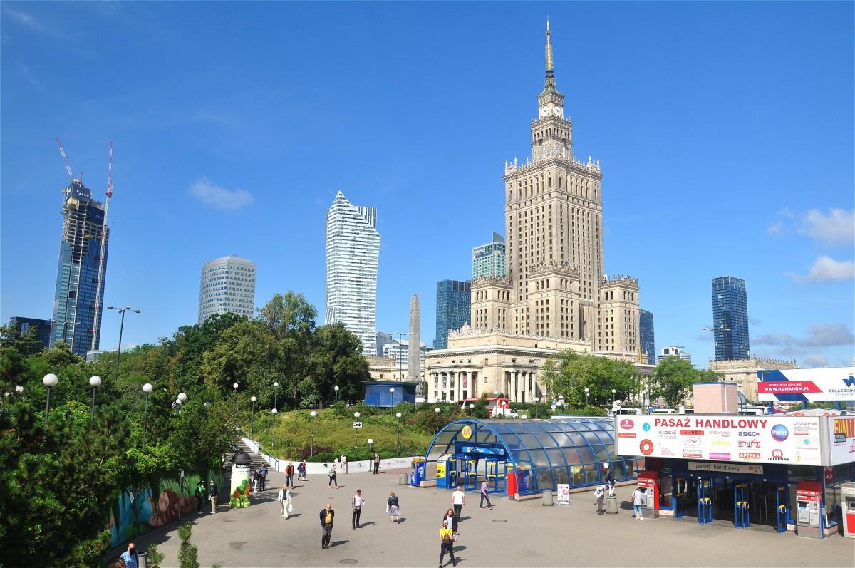 Zdjęcia: Warszawa, mazowieckie, Centrum Warszawy, POLSKA