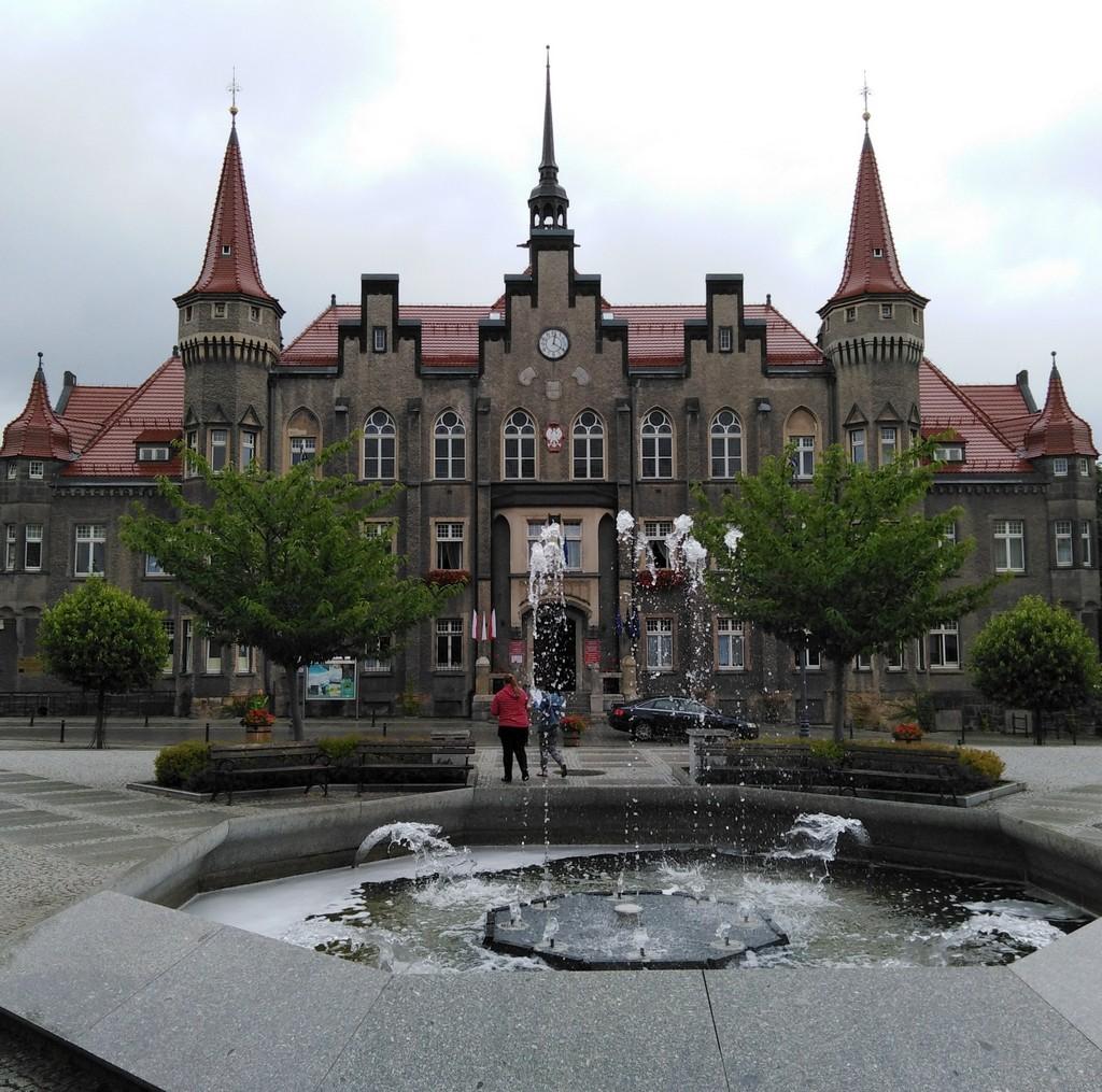 Zdjęcia: Wałbrzych, dolnośląskie, Na Placu Magistrackim, POLSKA