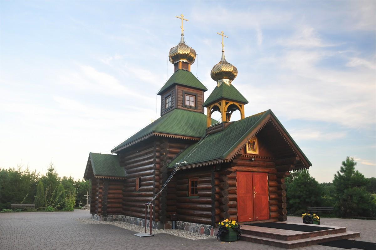 Zdjęcia: Odrynki, podlaskie, Cerkiew w Odrynkach, POLSKA