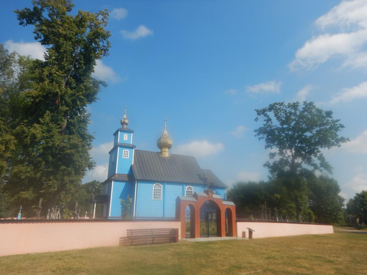 Zdjęcia: W drodze - szlakiem GV, Podlasie, Green Velo - sierpień 2020 , POLSKA
