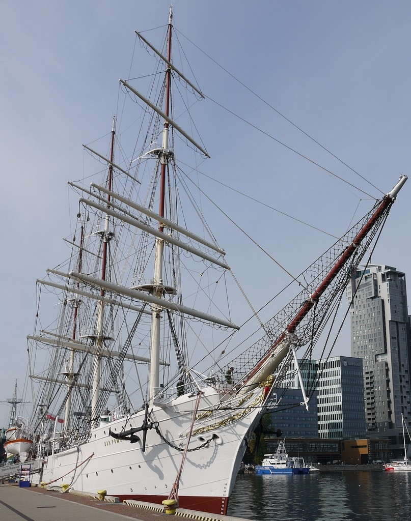 Zdjęcia: Gdynia, pomorskie, Dar Pomorza, POLSKA