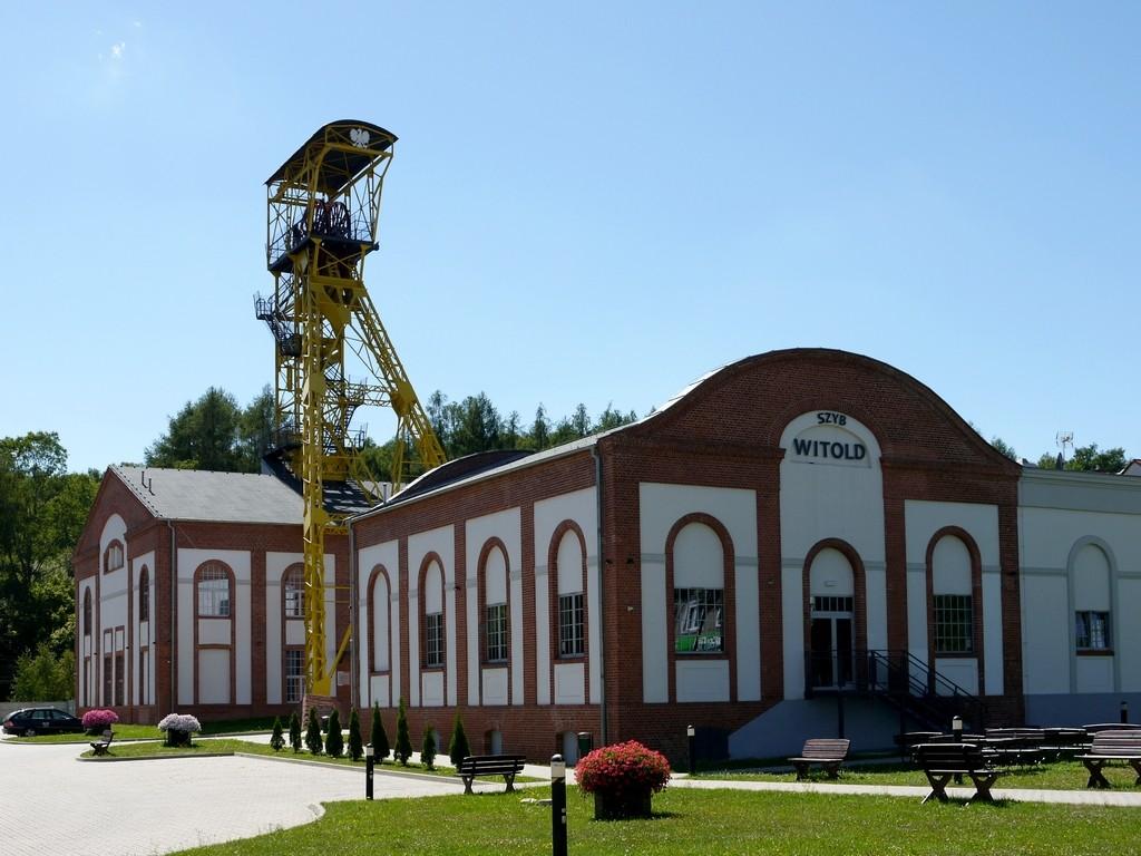 Zdjęcia: Boguszów- Gorce Zachód, dolnośląskie, Szyb Witold, obecnie muzeum., POLSKA